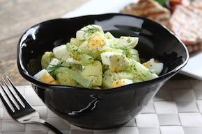 Sałatka ziemniaczana z selerem