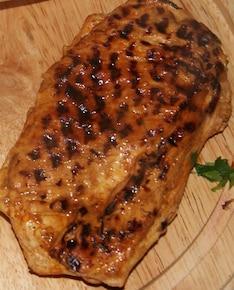 Sandwiche z grillowanym kurczakiem – krok 3