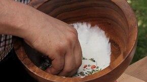 Schab w marynacie jogurtowej (kuchnia fusion)- VIDEO – krok 1