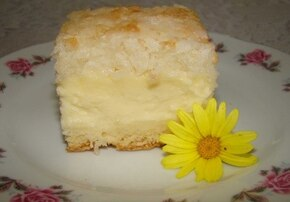 Sernik z kokosem