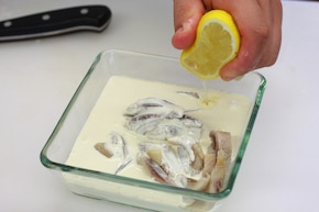 Śledziowa zupa wigilijna – krok 3
