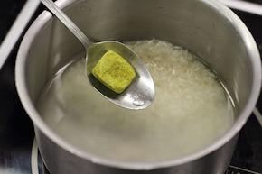 Smażony ryż po chińsku – krok 1
