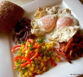 Śniadanie na bulionie