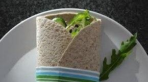 Śniadaniowy Wrap