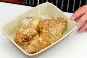 Soczysty kurczak po cygańsku  – krok 3