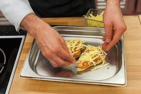 Soczysty kurczak z patelni z pomidorową salsą – krok 3