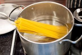 Spaghetti Bolognese – krok 1