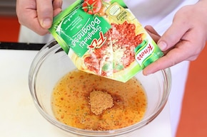 Spaghetti bolognese  – krok 2