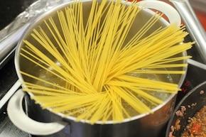 Spaghetti bolognese  – krok 4
