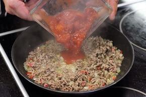 Spaghetti Bolognese po sycylijsku  – krok 3