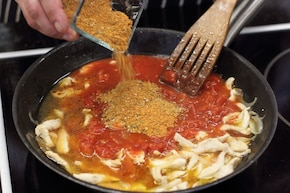 Spaghetti bolognese z kurczakiem  – krok 4