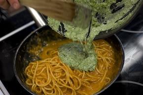 Spaghetti po florencku  – krok 6