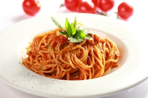 Spaghetti z chilli