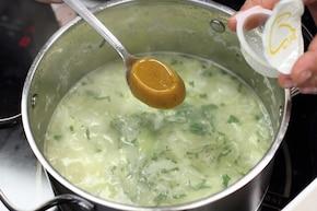 Steki z karkówki w ziołowym sosie – krok 4