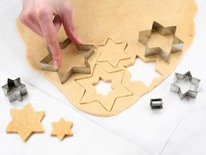 Świąteczne ciasteczka – krok 4