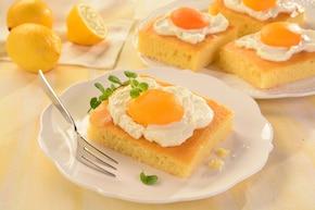 Ciasto ucierane z morelami