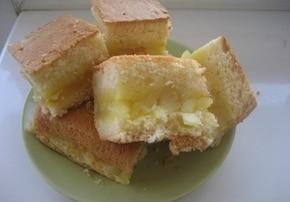 Szybka szarlotka z ciasta ucieranego