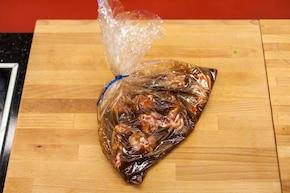 Szybkie skrzydełka w coli – krok 2