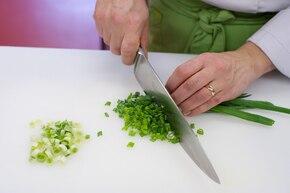 Tajska zupa krewetkowa – krok 2