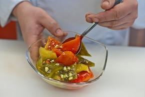 Papryka marynowana – krok 4