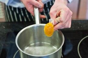 TAPAS: Marynowane oliwki – krok 1