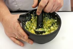 Salsa verde – krok 5