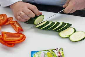 Grillowane warzywa – krok 2