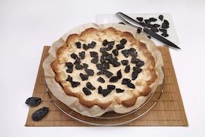 Tarta śliwkowo-czekoladowa bez laktozy – krok 5