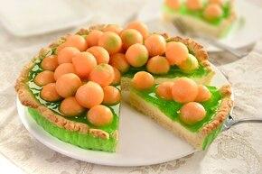 Tarta z melonem