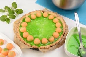 Tarta z melonem – krok 6