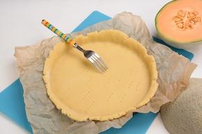 Tarta z melonem – krok 3