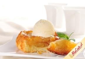 Tarte tatin z Carte d'Or Vanilla