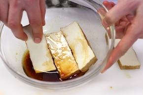 Tofu Burger – krok 2