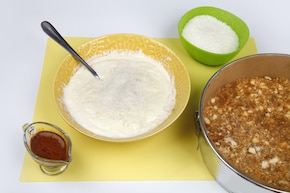 Torcik kokosowo-kawowy – krok 5