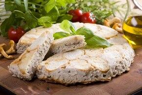 Tort mięsno – grzybowy
