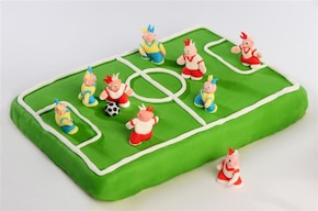 Tort – mecz EURO 2012
