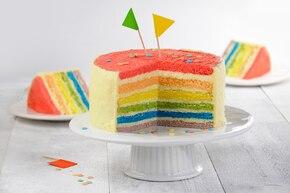 Tort w paski