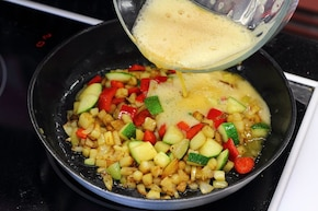 Tortilla ogrodnika – krok 4