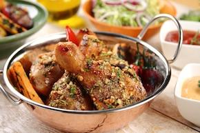 Udka z kurczaka po malezyjsku