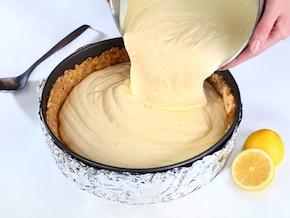 American cheesecake – krok 4