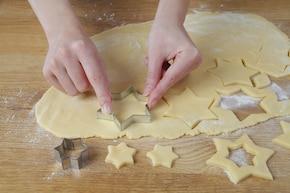 Ciastka z marmoladą – krok 4
