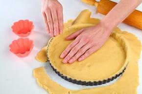 Ciasto kruche – krok 5