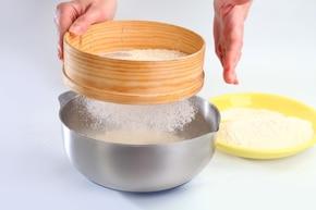 Ciasto kruche – krok 1