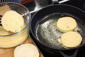 Tosty cynamonowe z truskawkami  – krok 2