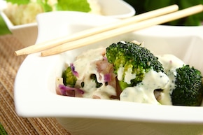 Warzywa po tajsku