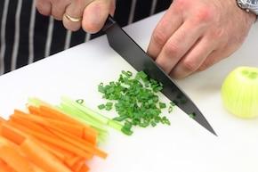 Warzywa w pięciu smakach  – krok 1