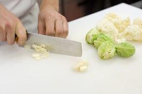 Warzywa zapiekane – krok 1