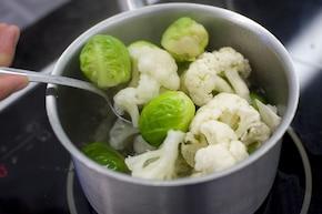 Warzywa zapiekane – krok 2