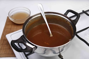 Wegański mazurek bez pieczenia (bez laktozy, bez glutenu, bez jajek, wegański) – krok 6