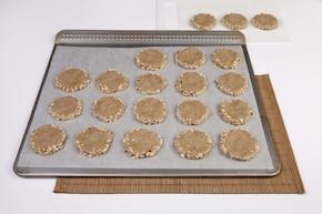 Bezglutenowe ciasteczka orzechowe – krok 5